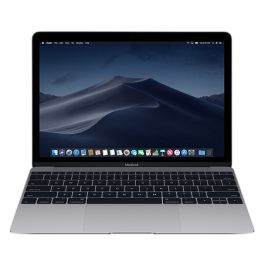 "Разопакован MacBook 12"" Retina/DC M3 1.2GHz/8GB/256GB/Intel HD Graphics 615/Space Grey - INT KB"