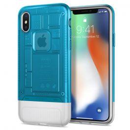 Spigen Classic C1, blueberry - iPhone X