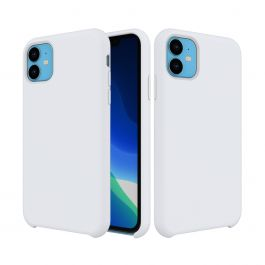 Silicone Case for iPhone 11 White NEXT
