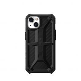 Кейс за iPhone 13 от UAG Monarch - carbon fiber