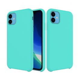 Silicone Case for iPhone 11 Mint NEXT