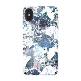 Speck case for iPhone XS Max Presidio INKED Mountain Range/Black