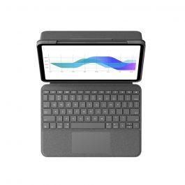 "Клавиатура от Logitech - Folio Touch за iPad Pro 11"" (UK)"
