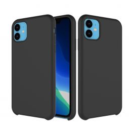 Silicone Case for iPhone 11 Black NEXT