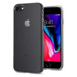 Прозрачен защитен калъф за iPhone 7/8 - Spigen Liquid Crystal