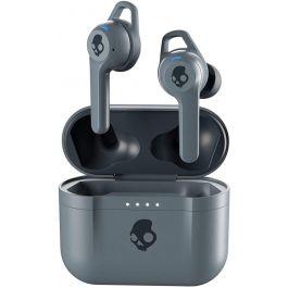 Сиви безжични слушалки INDY FUEL от SKULLCANDY