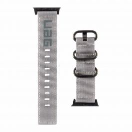 UAG Nato Strap, grey - Watch 40/38 mm