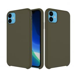 Silicone Case for iPhone 11 Olive Green  NEXT