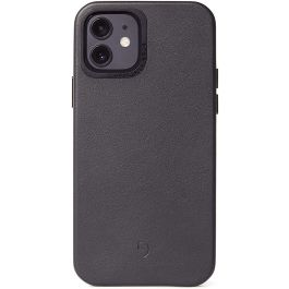 Decoded BackCover, black - iPhone 12/12 Pro