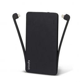 Алуминиева батерия с Lightning и micro USB от EPICO 5000 mAh