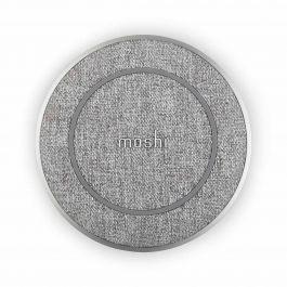 Moshi Otto Q Wireless Charging pad - Alpine Gray