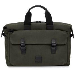 Зелена чанта за лаптоп от Knomo - Tournay