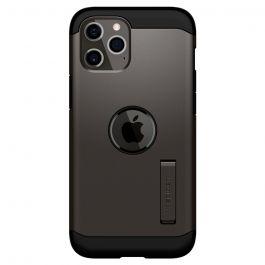 Черен кейс от Spigen - Tough Armor за iPhone 12 Pro Max