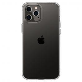Прозрачен кейс от Spigen - Liquid Crystal за iPhone 12   12 Pro