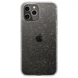 Прозрачен кейс от Spigen - Crystal Glitter за iPhone 12 | 12 pro