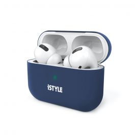 iSTYLE SILICONE COVER AirPods Pro - navy