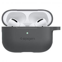 Силиконов калъф с катарама от Spigen за AirPods Pro