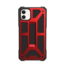 UAG Monarch, crimson red - iPhone 11