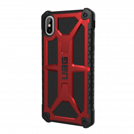 UAG Monarch case Crimson, red - iPhone XS Max