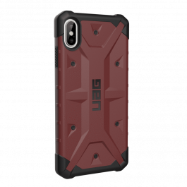 UAG Pathfinder case Carmine, red - iPhone XS Max