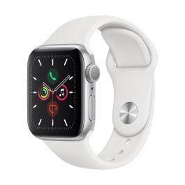 Разопакован Apple Watch Series 5 GPS, 40mm сребрист