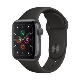 Разопакован Apple Watch Series 5 GPS, 40mm Space Grey