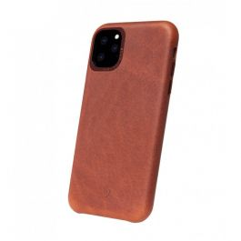 Decoded Leather Backcover, brown-iPhone 11 Pro Max