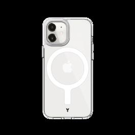 Прозрачен кейс от iSTYLE за iPhone 12 mini с MagSafe