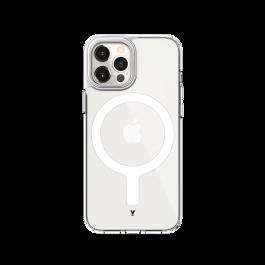 Прозрачен кейс от iSTYLE за iPhone 12 | 12 Pro с MagSafe