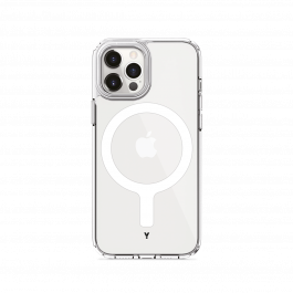 Прозрачен кейс от iSTYLE за iPhone 12 Pro Max с MagSafe