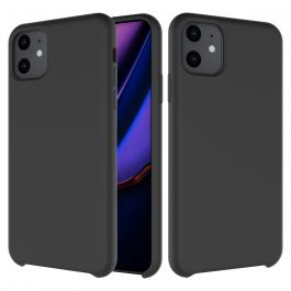 Next One Silicone Case for iPhone 11 Pro Max Black