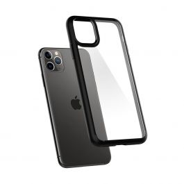 Spigen Ultra Hybrid, black - iPhone 11 Pro