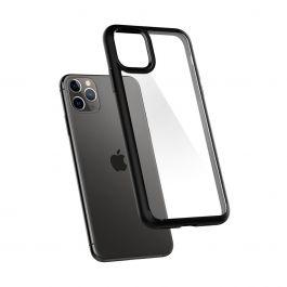 Spigen Ultra Hybrid, black - iPhone 11 Pro