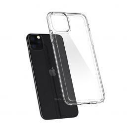 Spigen Crystal Hybrid, clear - iPhone 11 Pro