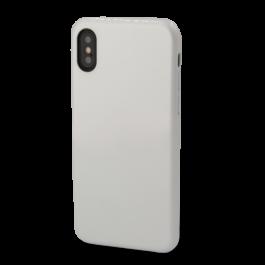 Бял пластмасов кейс от EPICO за iPhone XR