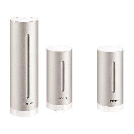 Netatmo Urban Weather Station + Indoor Module
