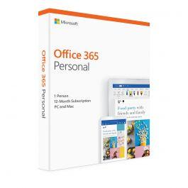 Microsoft Office 365 Personal (абонамент за 1 година)
