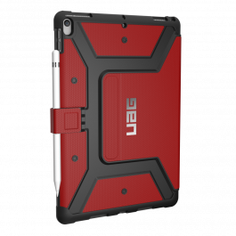 UAG Metropolis case Black, red - iPad  Air / Pro 10.5""