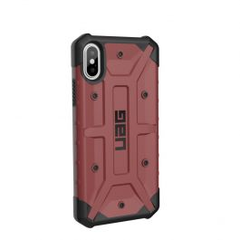 UAG Pathfinder Case Carmine Red for iPhone XS/X