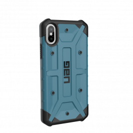 UAG Pathfinder case Slate, grey - iPhone XS/X