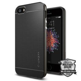Spigen Neo Hybrid, gunmetal - iPhone SE/5s/5