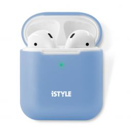 iSTYLE SILICONE COVER AirPods 2nd gen - blue