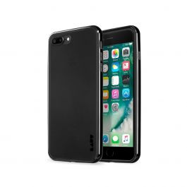 LAUT EXOFRAME Jet Black for Apple iPhone 7 Plus
