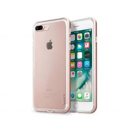 Laut - EXO.FRAME case for iPhone 7 Plus - Rose Gold