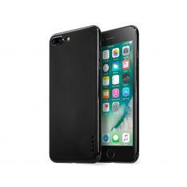 Черен защитен кейс Slimskin за iPhone 7 Plus от Laut - Jet Black