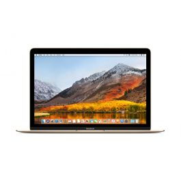 "Разопакован MacBook 12"" с 8GB памет, 256GB SSD - златист цвят"