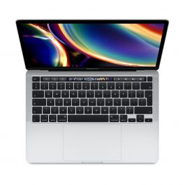 MacBook Pro 13 Touch Bar/QC i5 2.0GHz/16GB/512GB SSD/Intel Iris Plus Graphics  Silver