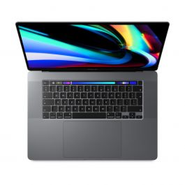 MacBook Pro 16 Touch Bar/6-core i7 2.6GHz/32GB/512GB SSD/Radeon Pro 5300M w 4GB - Space Grey - INT KB