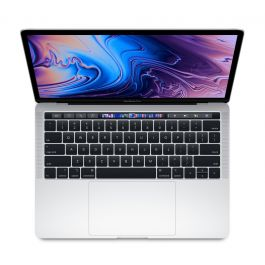 "MacBook Pro 13"" Touch Bar/QC i5 1.4GHz/8GB/128GB SSD/Intel Iris Plus Graphics 645/Silver - INT KB"