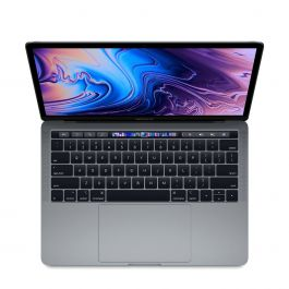 "Разопакован MacBook Pro 13"" Touch Bar/QC i5 2.4GHz/8GB/256GB SSD/Intel Iris Plus Graphics 655/Space Grey - INT KB"
